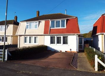 Thumbnail 2 bed semi-detached house for sale in Marks Road, Stubbington, Fareham
