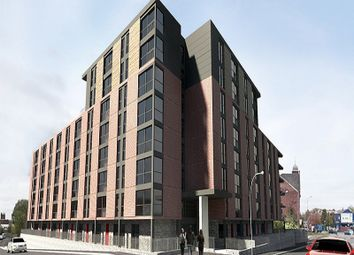 Thumbnail 3 bed flat for sale in Ford Lane, Manchester