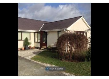 Thumbnail 2 bedroom bungalow to rent in Cefn Y Gader, Morfa Bychan, Porthmadog