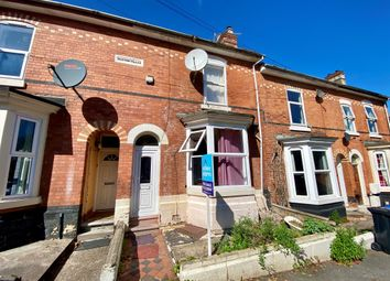 Thumbnail 2 bed terraced house for sale in Warner Street, Derby