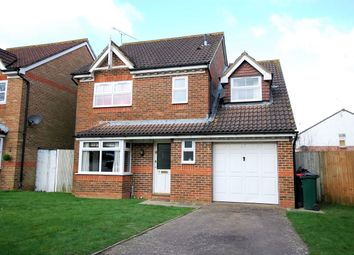 Thumbnail 4 bed detached house to rent in Langstone Close, Maidenbower, Crawley