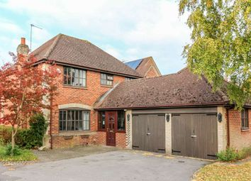 Thumbnail 4 bed detached house to rent in Robert Sparrow Gardens, Crowmarsh Gifford, Wallingford