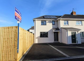 Thumbnail 3 bed end terrace house for sale in St. Ladoc Road, Keynsham, Bristol