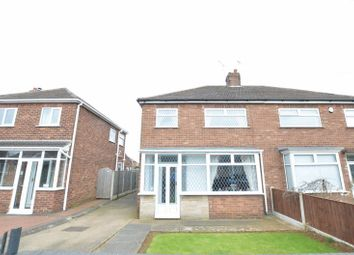 Thumbnail 3 bed semi-detached house for sale in Bransdale Road, Scunthorpe