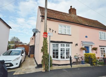 Thumbnail 3 bed cottage for sale in Clacton Road, St. Osyth, Clacton-On-Sea