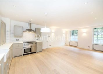 Thumbnail 3 bed flat for sale in College Crescent, Swiss Cottage, London