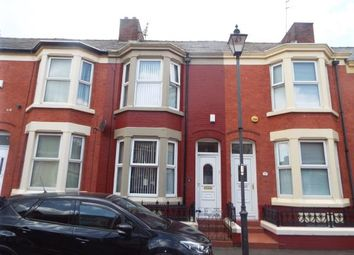 Thumbnail 3 bedroom terraced house for sale in Albert Edward Road, Liverpool, Merseyside, England