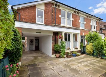 Thumbnail 3 bed semi-detached house for sale in Beechworth Road, Havant, Hampshire