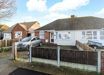 Thumbnail 2 bedroom semi-detached bungalow for sale in Poplar Drive, Greenhill, Herne Bay, Kent
