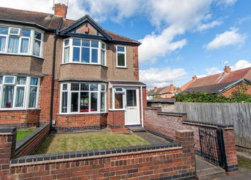 Thumbnail 4 bed end terrace house for sale in Leyland Road, Coventry