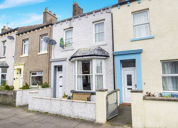 Thumbnail 3 bed terraced house for sale in Wampool Street, Silloth, Wigton