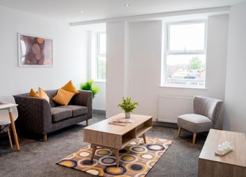 Thumbnail 1 bed flat to rent in 308 St Peter's House, Doncaster