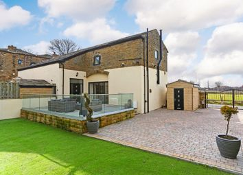 Thumbnail 4 bed barn conversion for sale in Bradford Road, Tingley, Wakefield