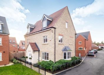 Thumbnail 5 bed detached house for sale in Dexters Grove, Hucknall, Nottingham, Nottinghamshire