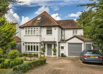 Thumbnail 4 bed detached house for sale in Hartley Down, Purley, Surrey