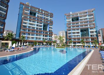 Thumbnail 1 bed apartment for sale in Alany, Cikcilli, Mediterranean, Turkey