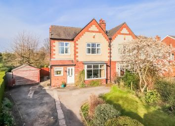 4 bed semi-detached house for sale in Batley Road, Alverthorpe, Wakefield WF2