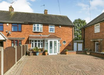 Thumbnail 3 bed semi-detached house for sale in Daylesford Road, Solihull