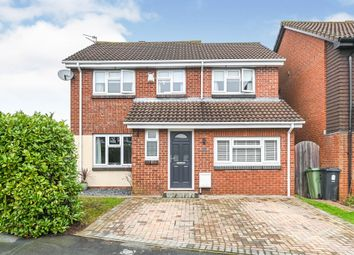 Grangeville Close, Longwell Green, Bristol BS30. 4 bed detached house for sale