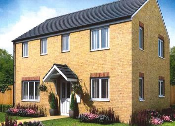 "Thumbnail 3 bedroom detached house for sale in ""The Clayton B"" at Upton Drive, Off Princess Way, Burton Upon Trent"