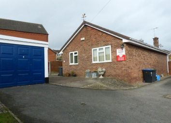 Thumbnail 2 bedroom detached bungalow for sale in Cedar Close, Ashbourne Derbyshire