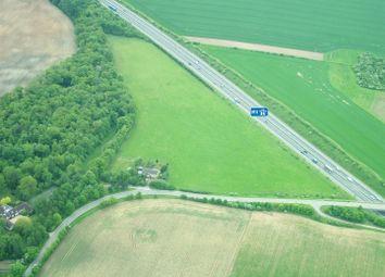 Thumbnail Land for sale in Newton Road, Whittlesford, Cambridge