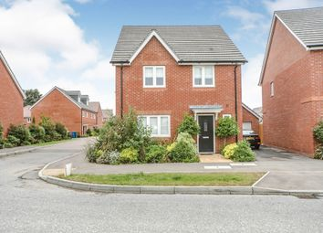 Thumbnail 4 bed detached house for sale in Hunstanton Drive, Binfield, Bracknell