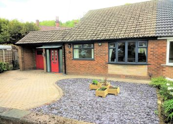 Thumbnail 2 bed semi-detached bungalow for sale in Shore Avenue, Shaw, Oldham