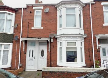 Thumbnail 1 bed flat for sale in Birchington Avenue, South Shields
