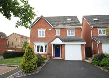 Thumbnail 5 bedroom detached house for sale in Persian Close, Derby