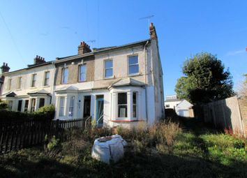 Thumbnail 2 bed end terrace house for sale in Avenue Terrace, Westcliff-On-Sea