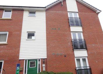 Thumbnail 1 bed flat for sale in Longacres, Brackla, Bridgend.