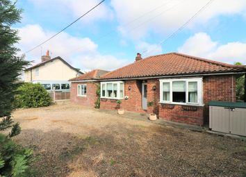 Thumbnail 5 bed detached bungalow for sale in Hale Road, Bradenham