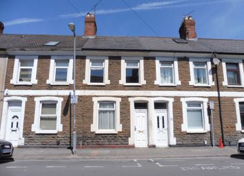 Thumbnail 2 bedroom terraced house for sale in Cyfarthfa Street, Roath, Cardiff