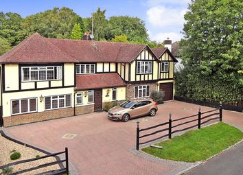 Thumbnail 5 bed detached house to rent in The Limes, Felbridge, East Grinstead