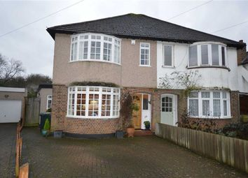 Thumbnail 4 bed semi-detached house for sale in Bateman Road, Croxley Green, Rickmansworth Hertfordshire