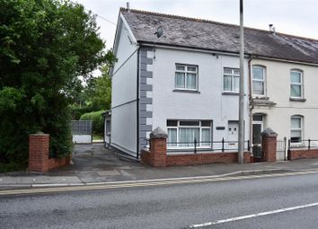 Thumbnail 3 bed end terrace house for sale in Ammanford Road, Llandybie, Ammanford