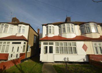 Thumbnail 3 bedroom semi-detached house for sale in Danehurst Gardens, Redbridge