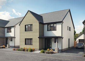Thumbnail 4 bedroom detached house for sale in Plot 57, The Cennen, Caswell, Swansea