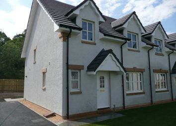 Thumbnail 3 bed semi-detached house to rent in Strathpeffer Road, Dingwall