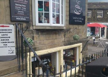 Thumbnail Restaurant/cafe for sale in Main Street, Cross Hills, Keighley