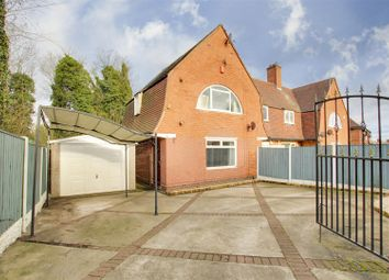 3 bed semi-detached house for sale in Tilbury Rise, Aspley, Nottinghamshire NG8