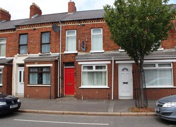 Thumbnail 2 bed terraced house for sale in Beersbridge Road, Beersbridge, Belfast
