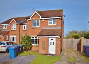 Thumbnail 3 bed semi-detached house to rent in Charlock Gardens, Bingham