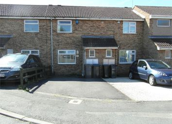 Thumbnail 2 bed terraced house for sale in Hawthorne Way, Barwell, Leicester