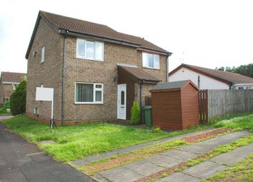 Thumbnail 1 bed flat to rent in Stonechat Close, Washington