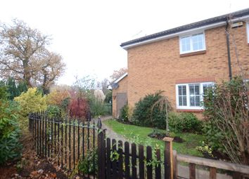 Thumbnail 3 bed semi-detached house for sale in The Glade, Mytchett, Surrey