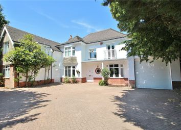 Thumbnail 5 bedroom detached house for sale in Poulters Lane, Offington, Worthing, West Sussex
