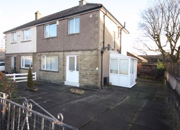 Thumbnail 3 bed semi-detached house for sale in Northowram Green, Northowram, Halifax