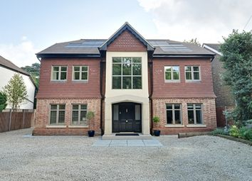 Thumbnail 5 bed detached house for sale in Westerham Road, Keston, Kent